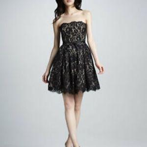 ☀️ 3/$15 Target Neiman Marcus Lace Dress 8
